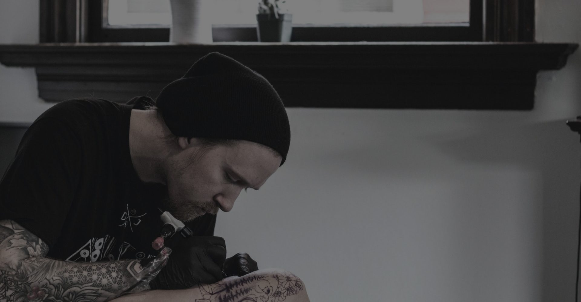 Scott Berg Tattoo